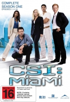 CSI: Miami season 1