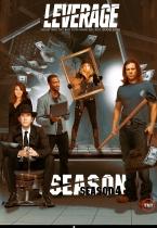 Leverage season 4