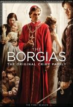 The Borgias season 1