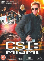 CSI: Miami season 3