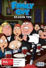 Family Guy season 10
