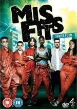 Misfits season 4