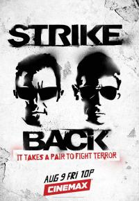 Strike Back season 4