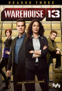 Warehouse 13 season 3