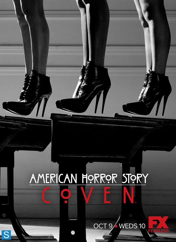 American Horror Story season 3 download full episodes - TVstock