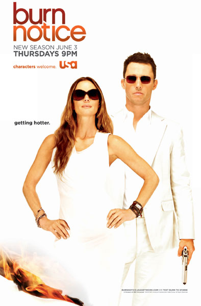 🔥 Burn Notice season 4 in HD 720p - TVstock