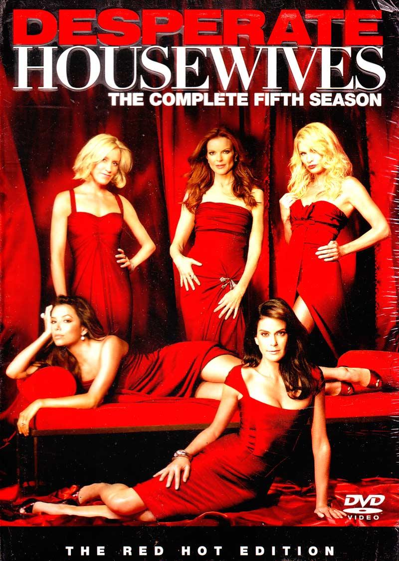 Desperate Housewives Season 4 Desperate Housewives Season 5
