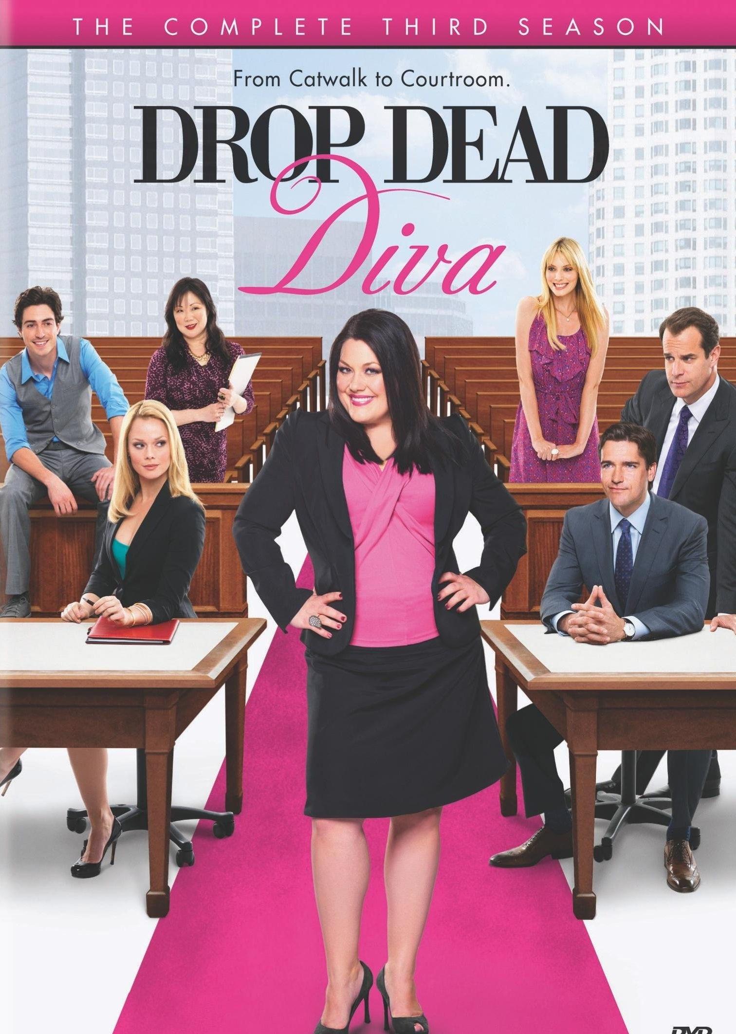 Drop dead diva season 3 in hd tvstock - Drop dead diva 5 ...