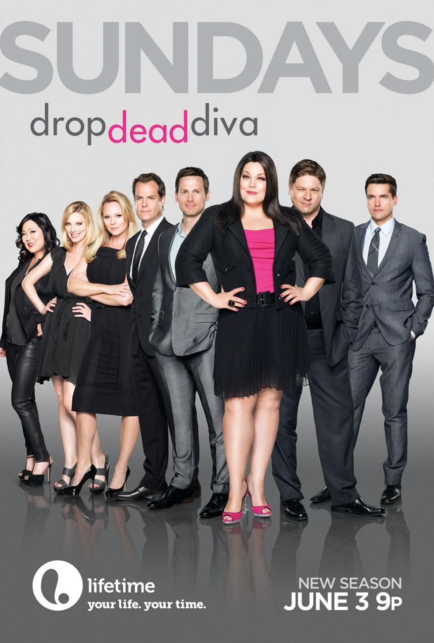 Drop dead diva season 4 in hd tvstock for Drop diva