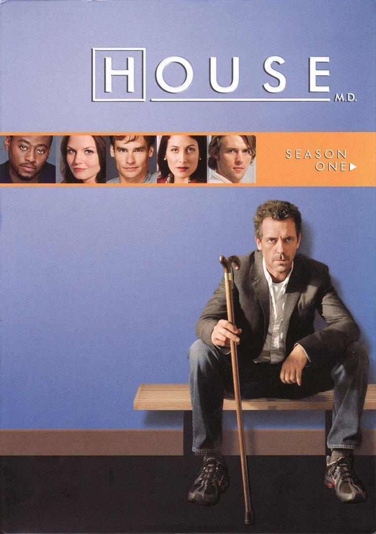 house m d  season 1 in hd 720p