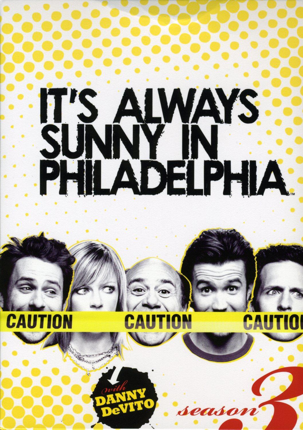 it u0026 39 s always sunny in philadelphia season 3 in hd