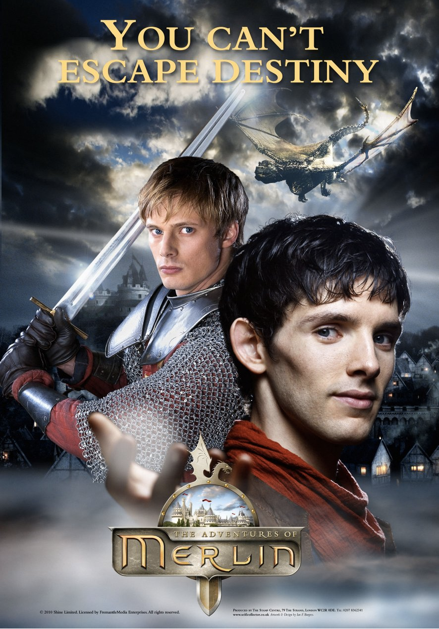 download tv series merlin season 1-5