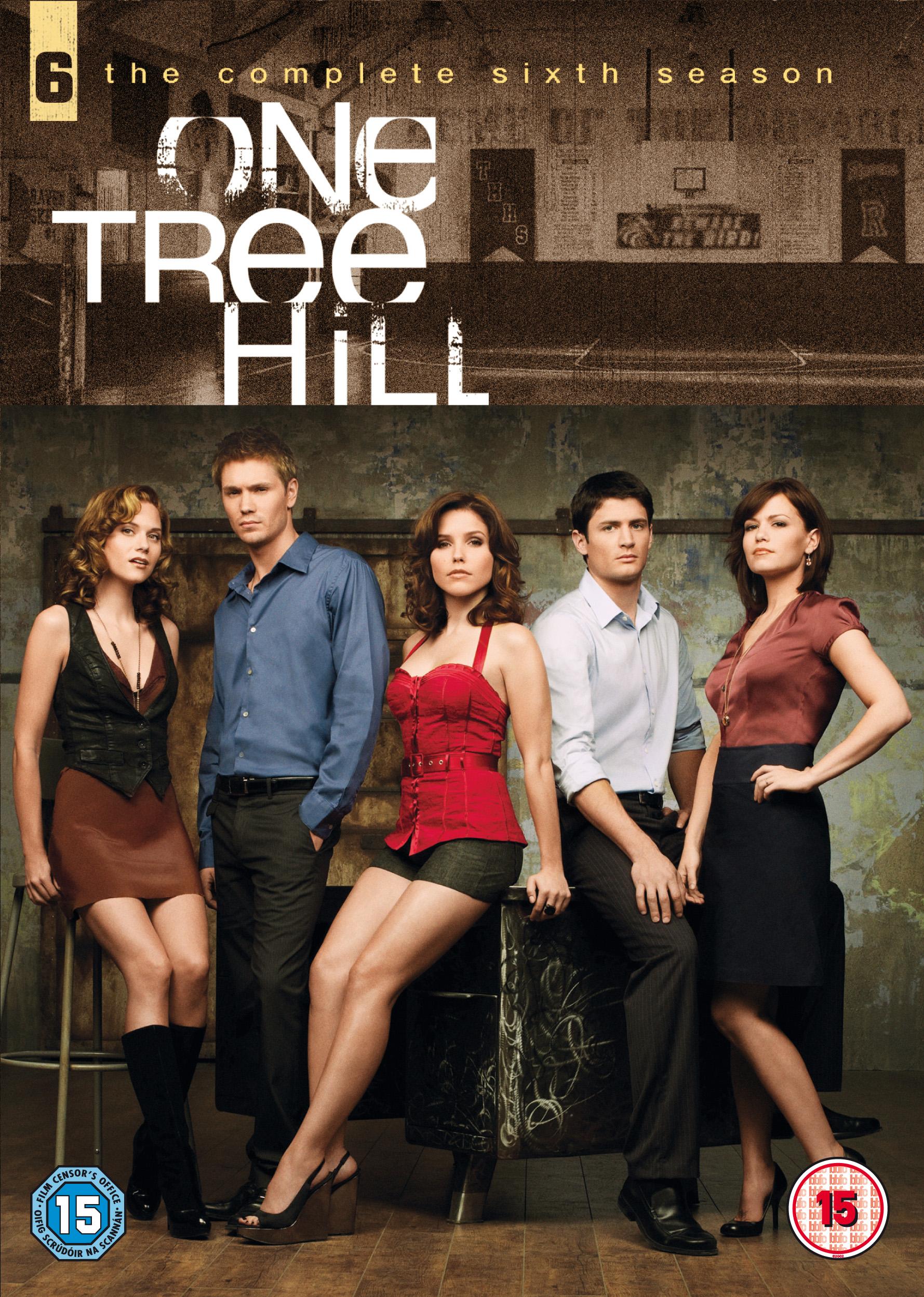 one tree hill lucas season 6