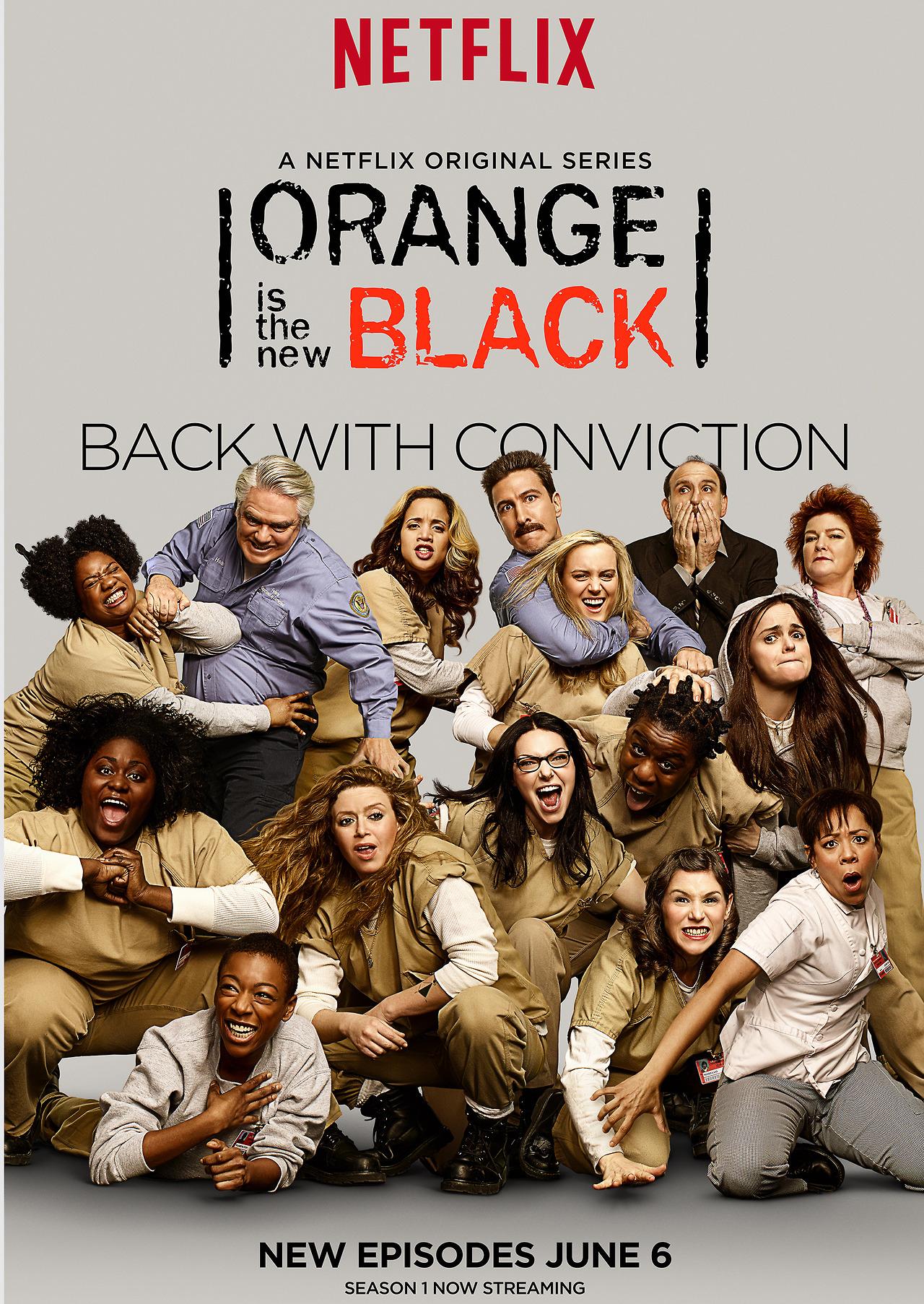 Watch Series Orange Is The New Black
