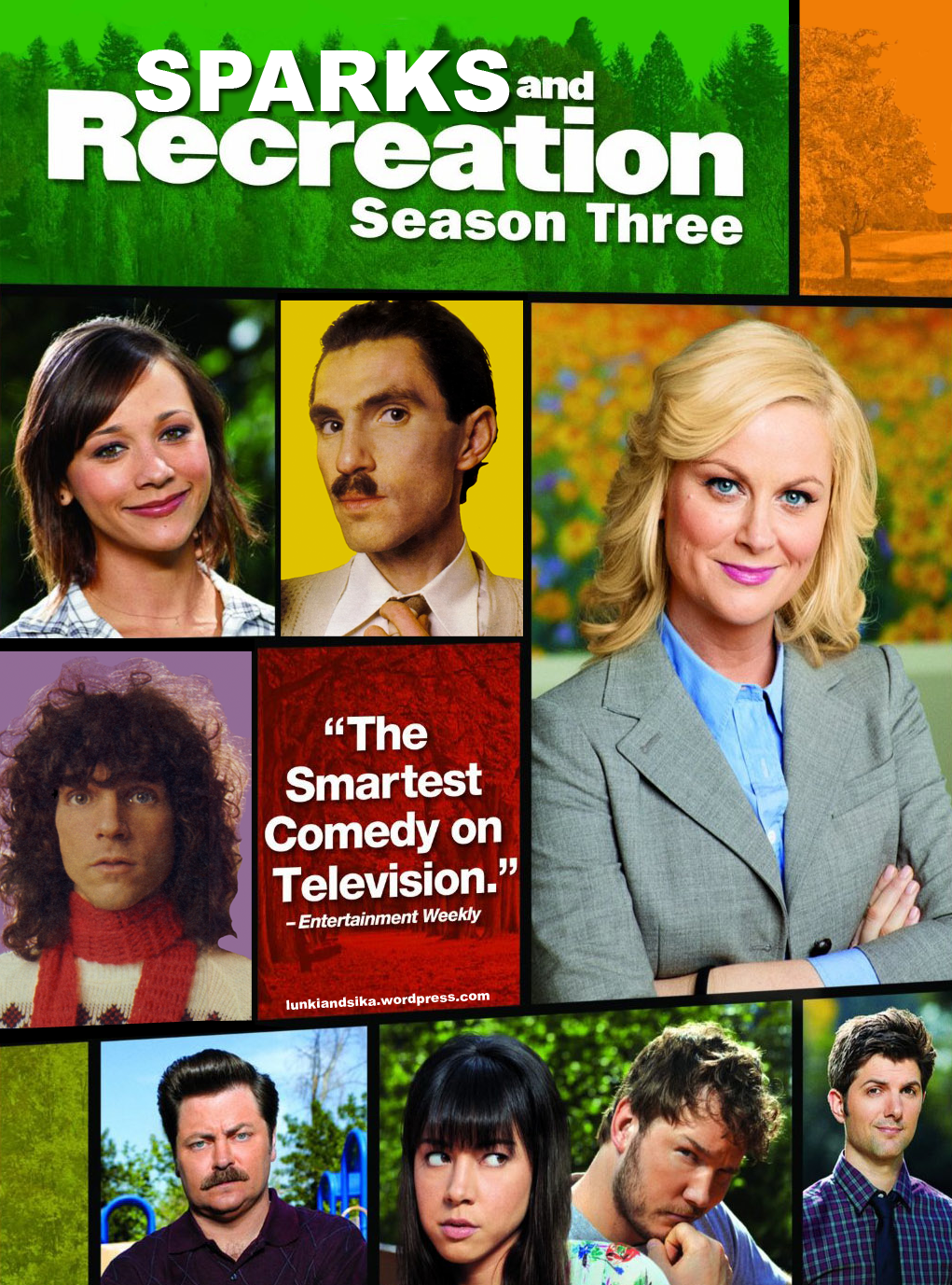 Parks And Recreation Season 6 Poster