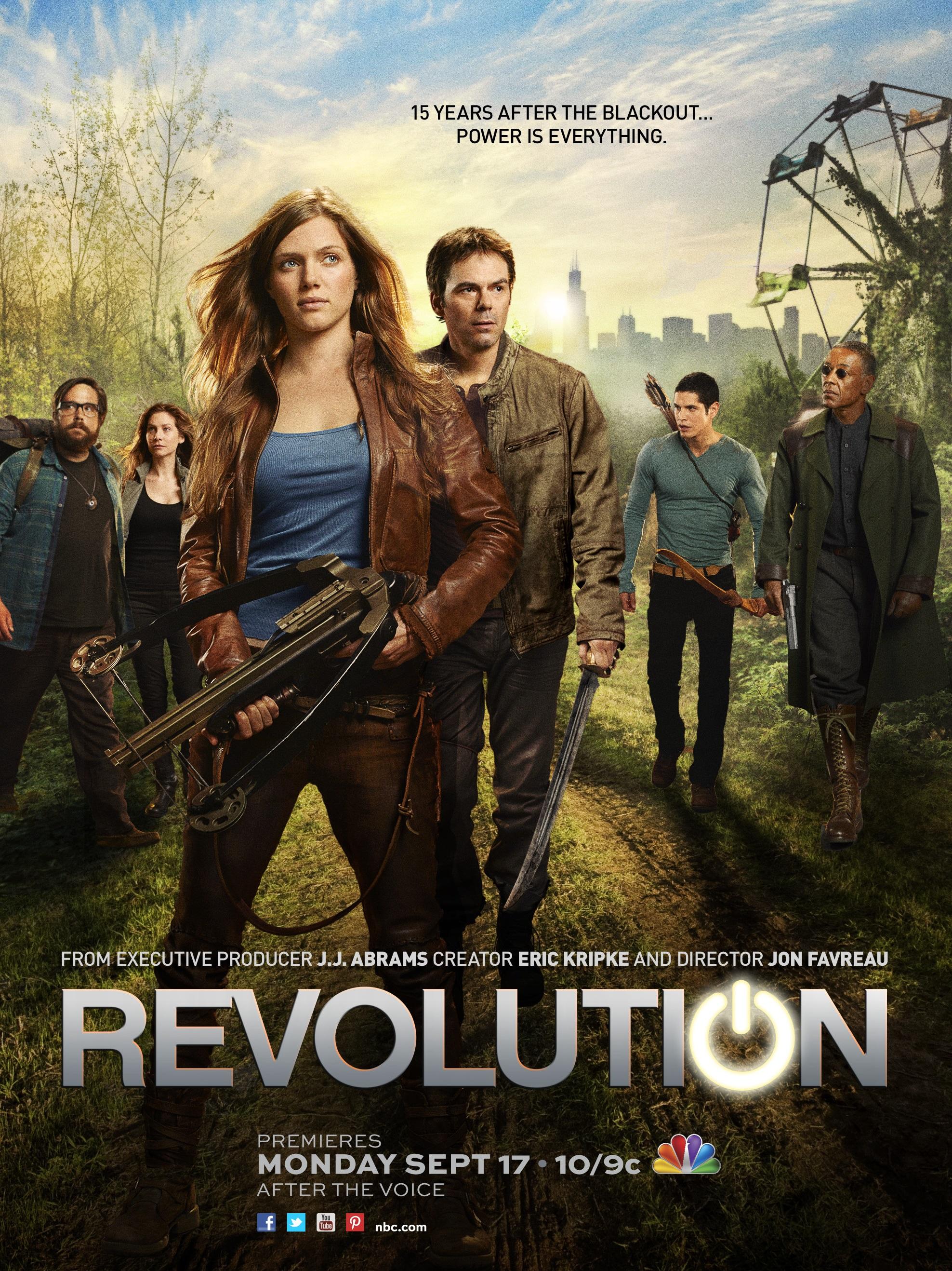 revolution serie