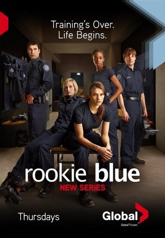 Rookie Blue Staffel 5