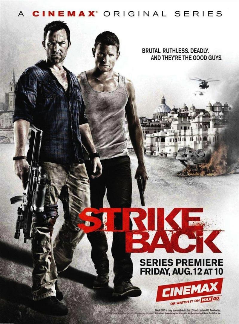 strike back season 2 in hd 720p