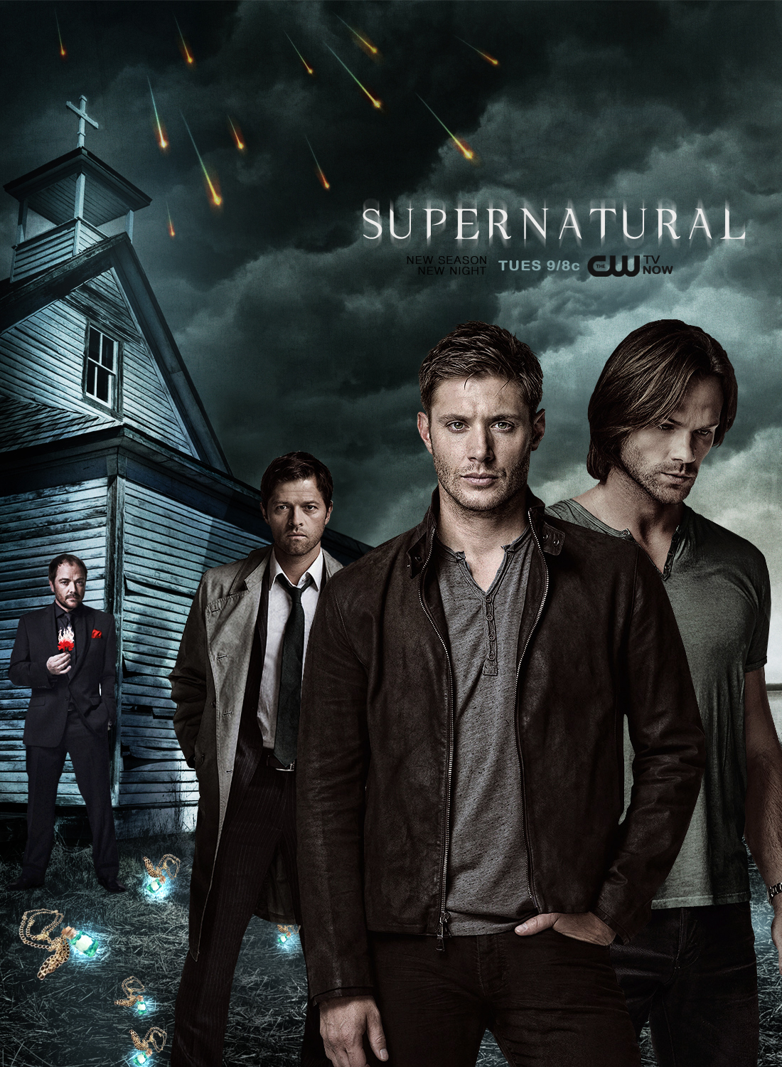 Supernatural Staffel 9 Stream
