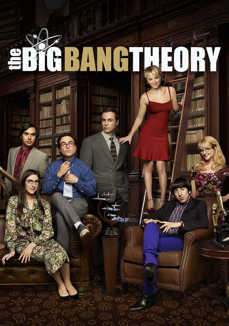 burning series big bang theory 9