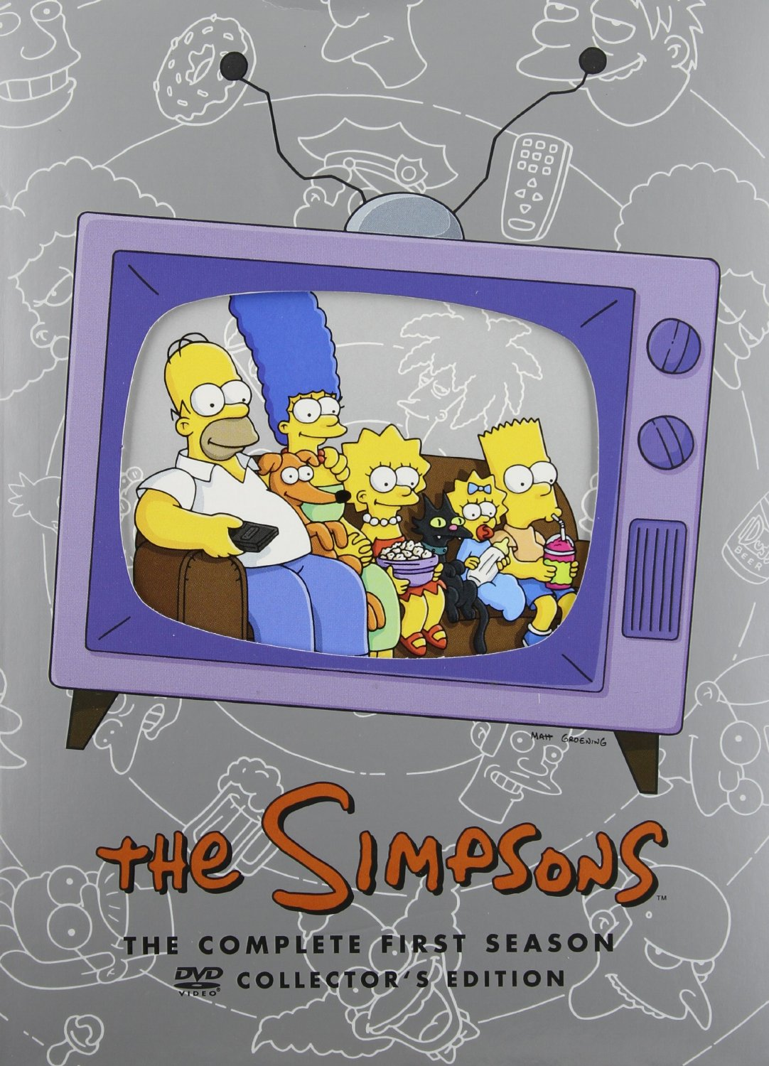 an analysis of the simpsons a popular american television show The show what the simpsons offers  american culture a full analysis of the issues attendant on feminism and female identity in popular culture and on the.