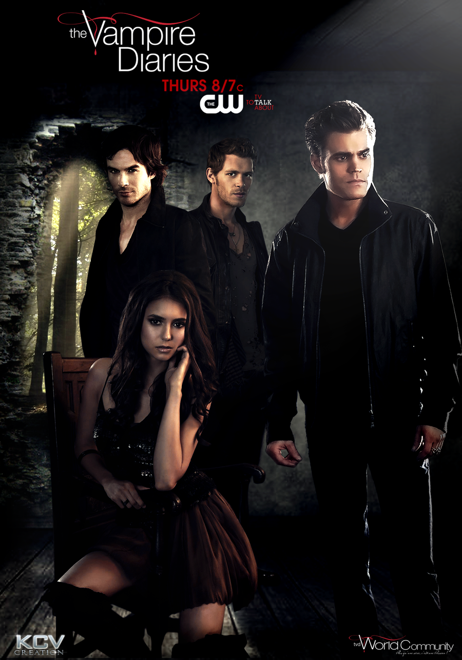 the vampire diaries The vampire diaries is an american supernatural drama television series developed by kevin williamson and julie plec, based on the popular book series of the same name written by l j.