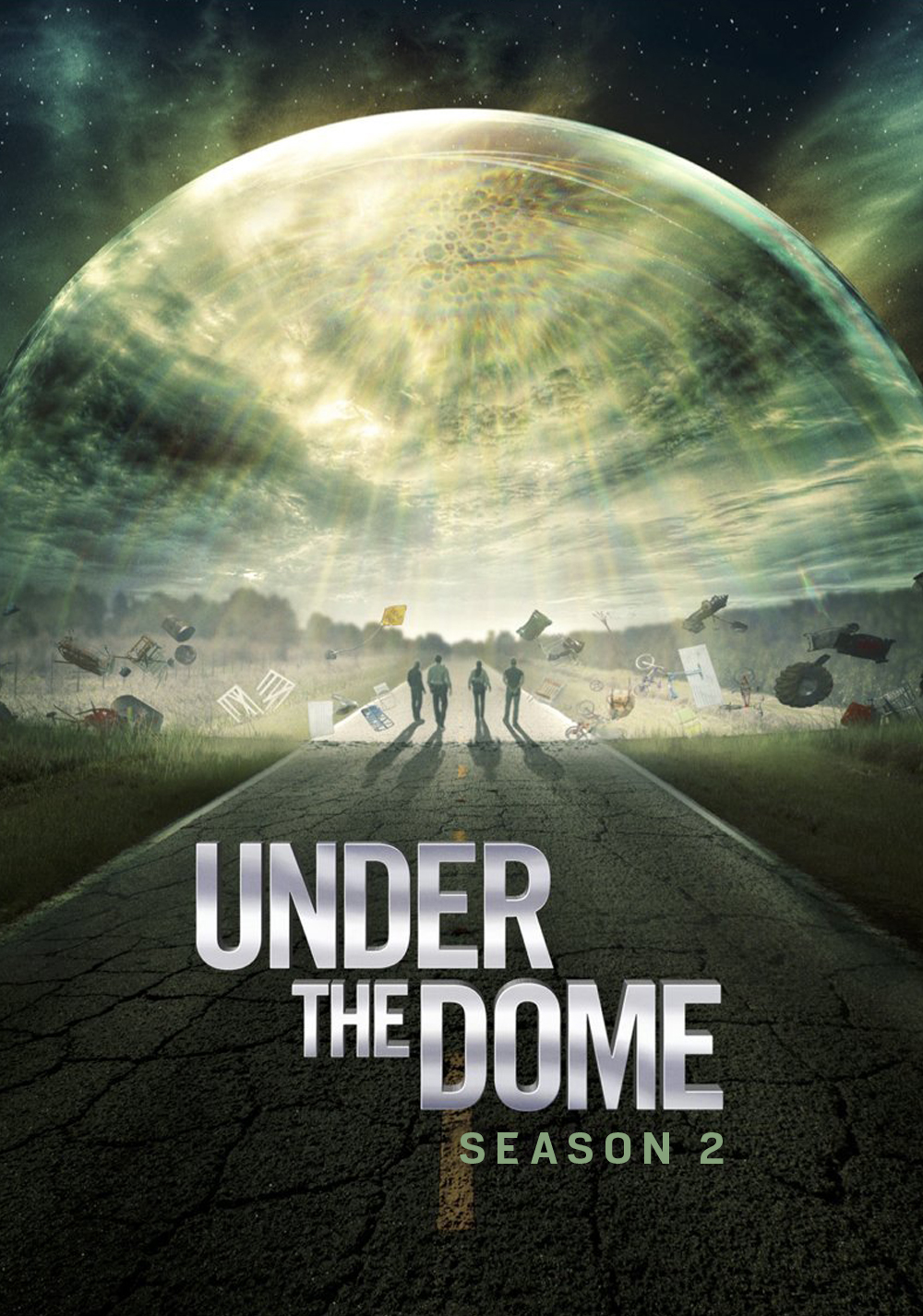 Burning Series Under The Dome